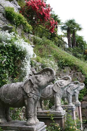 Steineerne Elefanten