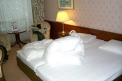 Hotelzimmer in Bremen