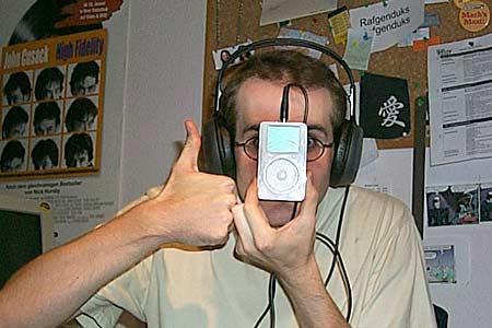 Gerrit mit iPod