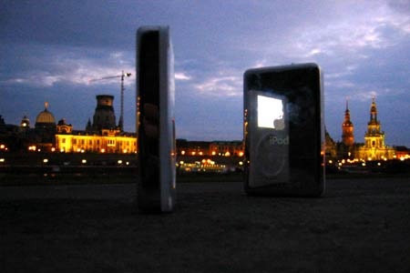 iPods in Dresden