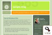Blogger.com Template