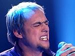 Max Mutzke beim Singen