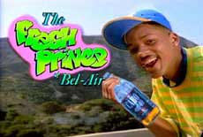 Will Smith als Fresh Prince