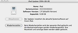 iPod Updater