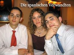 Die spanischen Verwandten