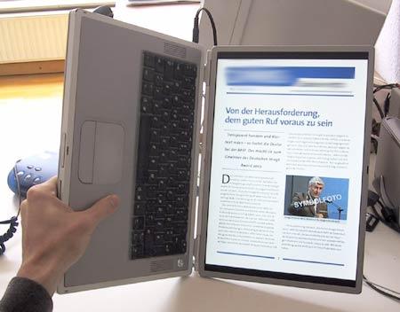 Powerbook mit PDF