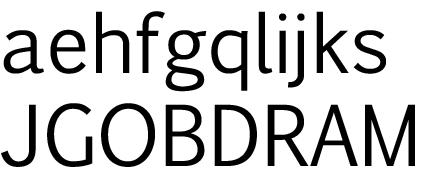 Buchstaben in der Pigiarniq