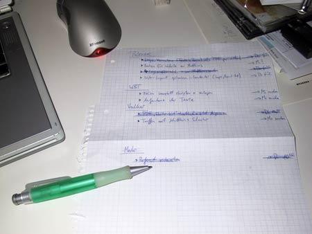 Zeitmanagement bei praegnanz.de