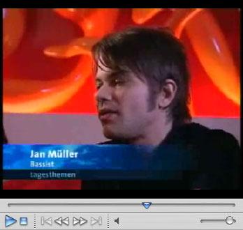 Jan M�ller - Bassist
