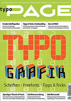 "typoPAGE ""Typografik"""