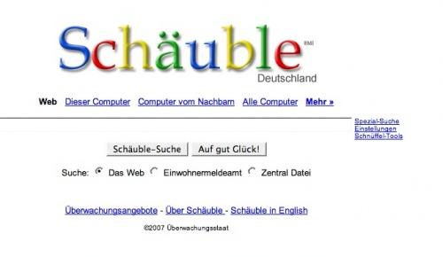 Sch�uble Google