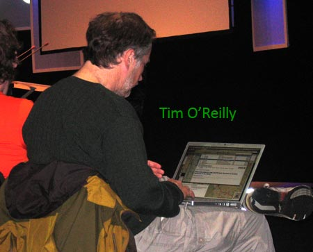 Tim O�Reilly