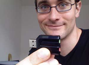 Klinke USB Adapter