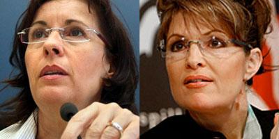 Ypsilanti, Palin