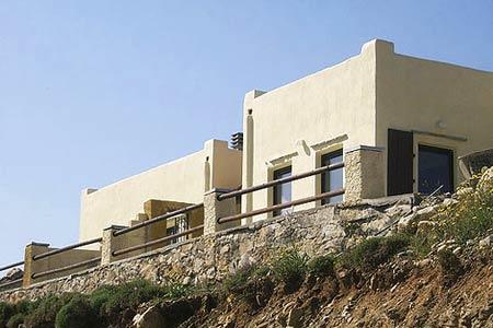 Ferienhaus auf Naxos
