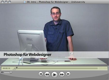 Undsoversity Photoshop f�r Webdesigner