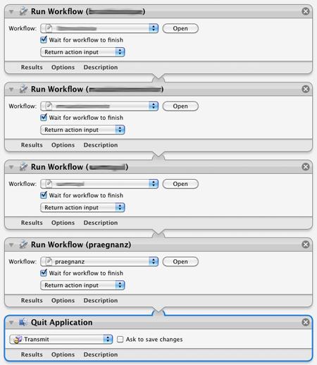 Automator Workflow 2